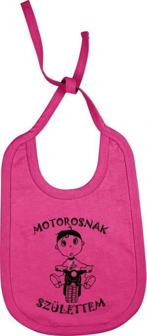 Csajok a motoron előke motoros kisbabáknak