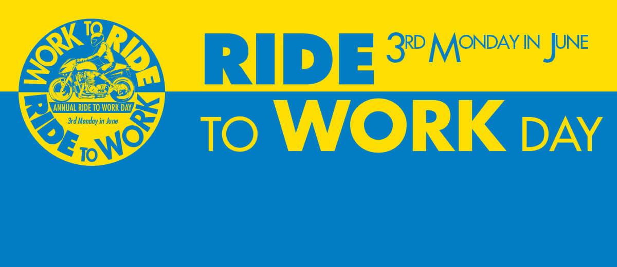 Ride to Work Day - Motorozz Munkába Nap